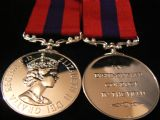 DISTINGUSHED CONDUCT MEDAL DCM EIIR FULL SIZE REPLACEMENT COPY MEDAL